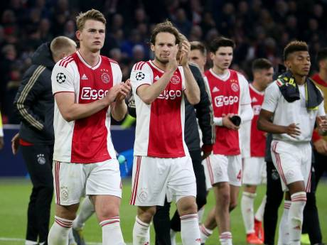 Ajax - Tottenham live in Goudse bios