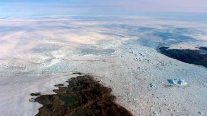 """In Groenland smolt deze week 2 miljard ton ijs op 1 dag: """"Op weg naar nieuw recordjaar"""""""