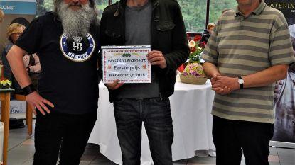 Toby Deloght wint bierwedstrijd van Elishout