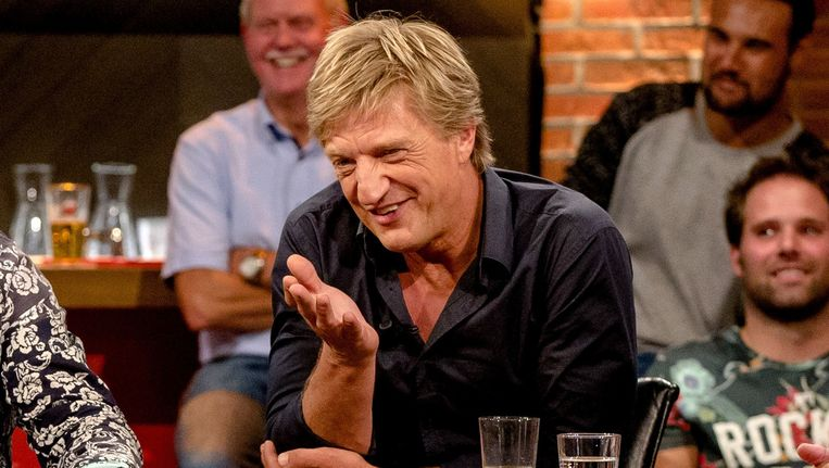 Wim Kieft bij Voetbal Inside. Beeld anp
