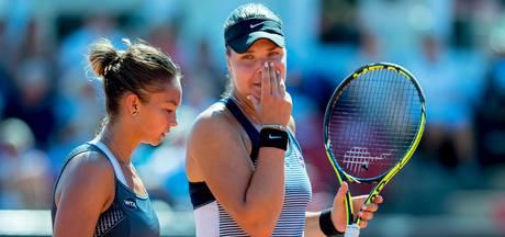 Lesley Kerkhove is nog niet klaar op Australian Open