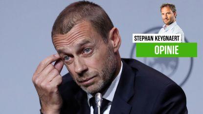 """Onze chef voetbal ziet hoe UEFA blaft in richting van België: """"Bevreesd dat initiatief van Pro League tot sneeuwbaleffect zal leiden"""""""