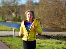 Uitdaging nodig? Annelies (44) loopt na een (virtueel) rondje Arc De Triomphe zo terug naar Boskoop