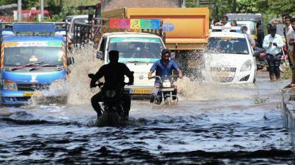 Moessonregens eisen 190 slachtoffers in India