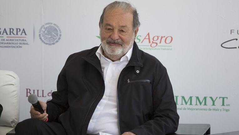 Carlos Slim. Beeld getty