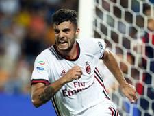 AC Milan en Internazionale beginnen sterk aan nieuw seizoen