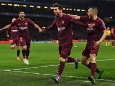 Flater Christensen en eerste Chelsea-goal Messi helpen Barça op weg