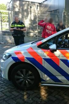 Twee mannen op heterdaad betrapt bij inbraak Enschede