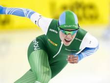 Letitia de Jong pakt nationale sprinttitel