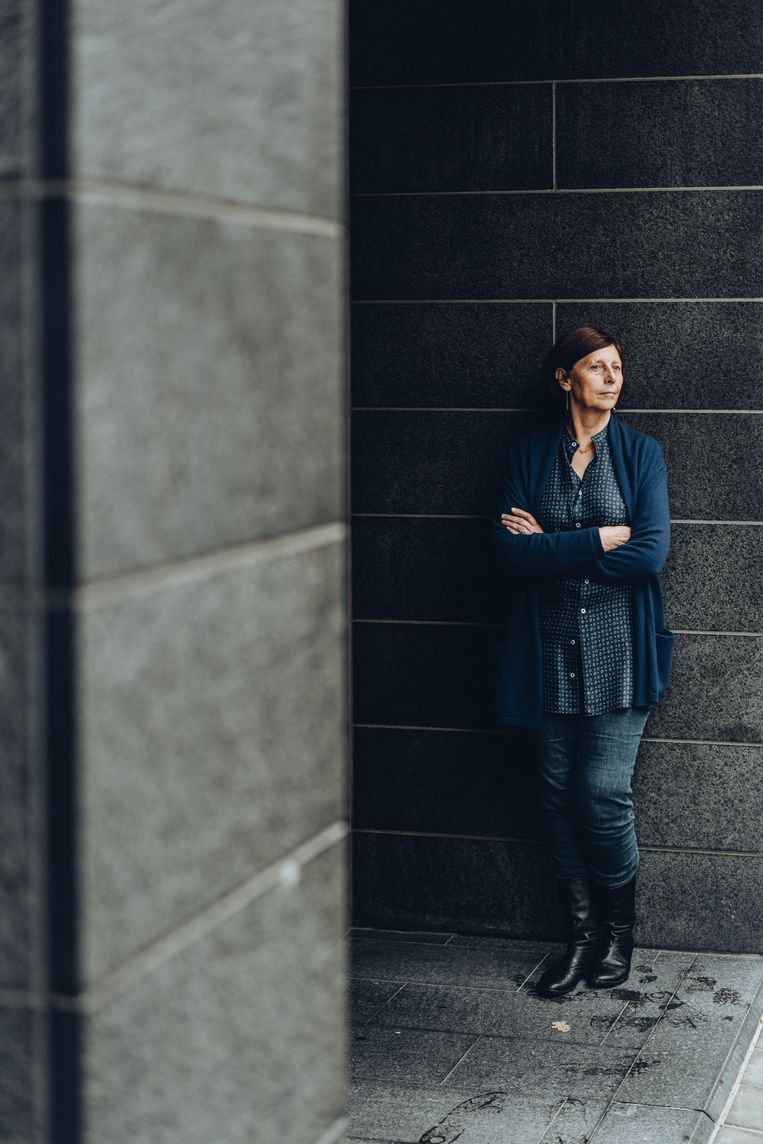 Ingrid De Jonghe: 'Ik denk echt dat er nu veel meer problemen zijn. Er woedt geen oorlog en toch leven we in een angstige, gespannen samenleving.'