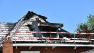 VIDEO. Zware dakbrand in centrum van Malle