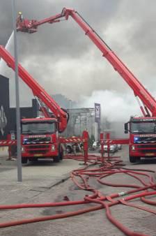 Koperdieven opgepakt bij afgebrande autogarage Vlambloem