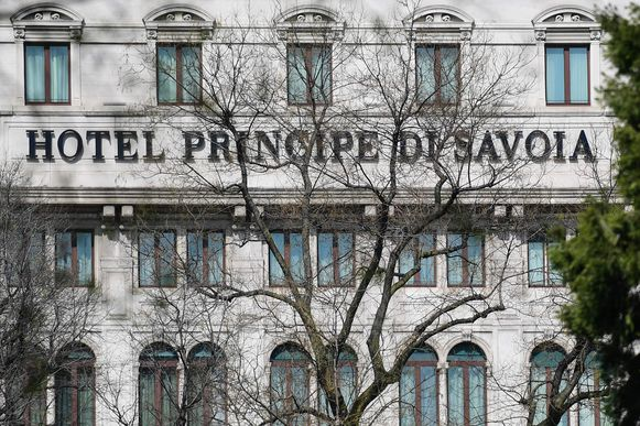 Hotel Principe di Savoia (Milaan).