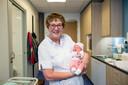 Kraamverpleegkundige Cootje Heupers