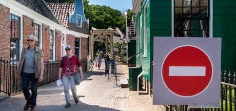 Openluchtmuseum draait proef voor heropening op 1 juni: 'Beetje gek dat er weer mensen zijn'
