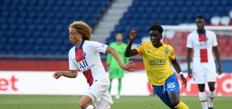 Xavi Simons (17) maakt debuut bij Paris Saint-Germain
