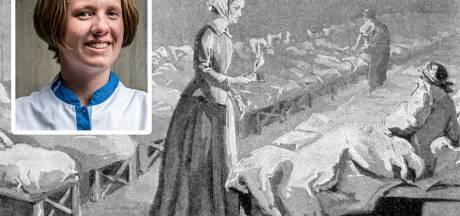 'Ultieme verpleegkundige' Florence Nightingale (1820-1910) ijverde al voor handen wassen