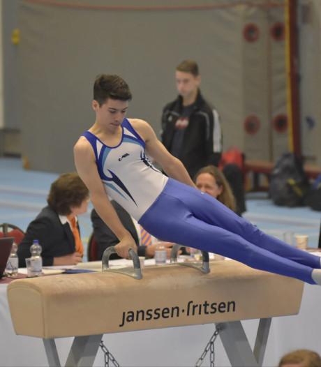 Turners van Delta Sport oogsten goud in Brabant