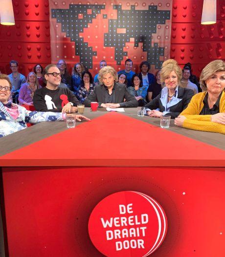 Tv Kantine brengt ode aan De Wereld Draait Door