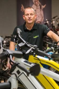 Door e-bike is fietsenmaker ook steeds meer een elektricien