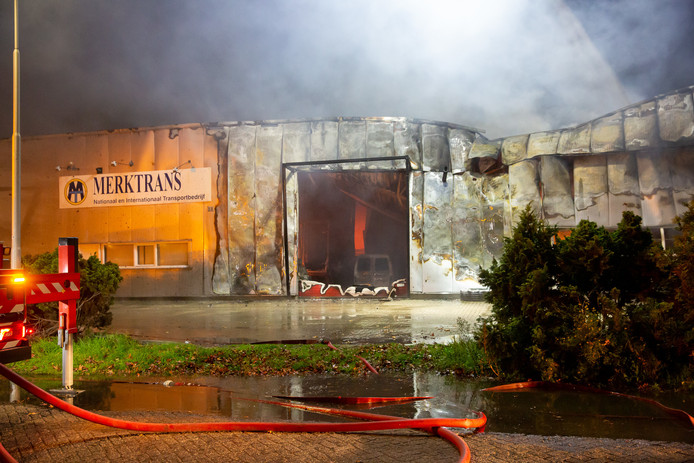 Brand Roosendaal
