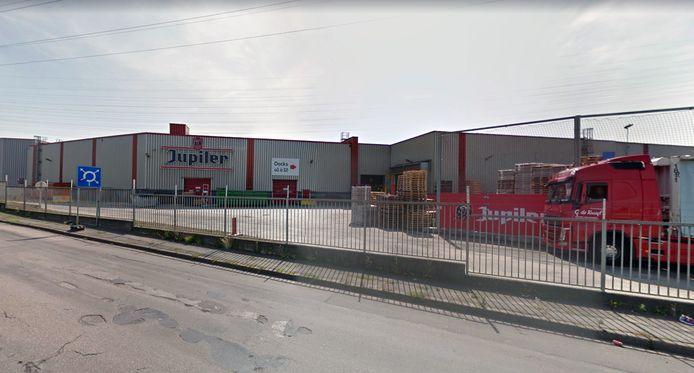 L'usine AB Inbev à Jupille