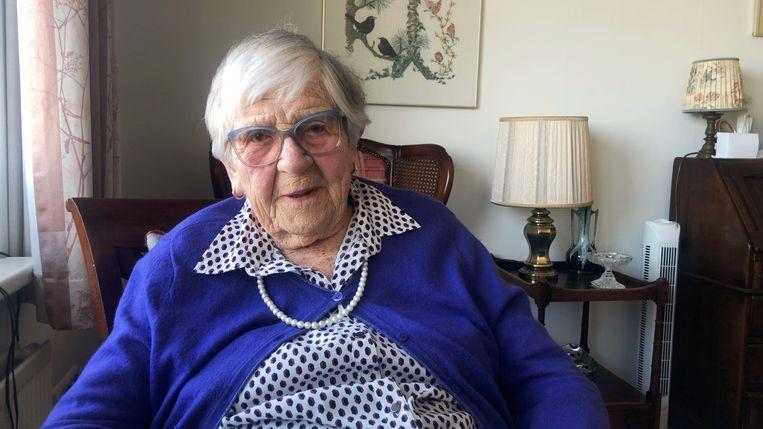 Gerda (95) Beeld VPRO