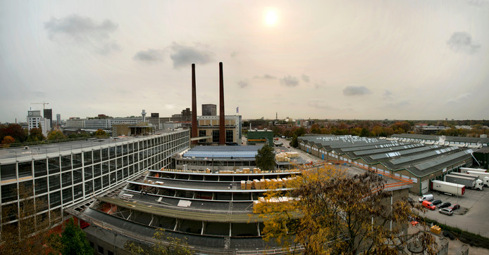 Gebouw Strijp TQ in Eindhoven
