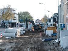 Winkeliers Terborgseweg draaien flink omzetverlies door werk aan weg