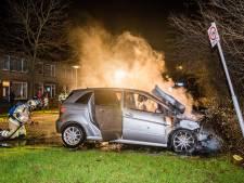 Beloning van 20.000 euro voor gouden tip Utrechtse autobranden