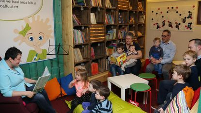 Kinderen leren spelenderwijs in Tofste Clubhuis