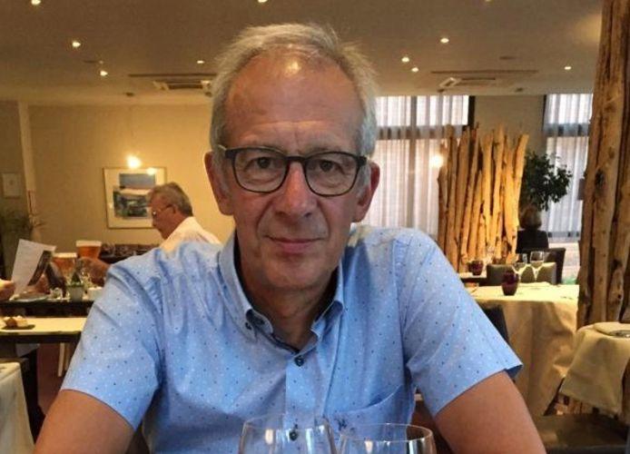 De 59-jarige Patrick Provoost (59) werd onwel tijdens een fietstochtje.