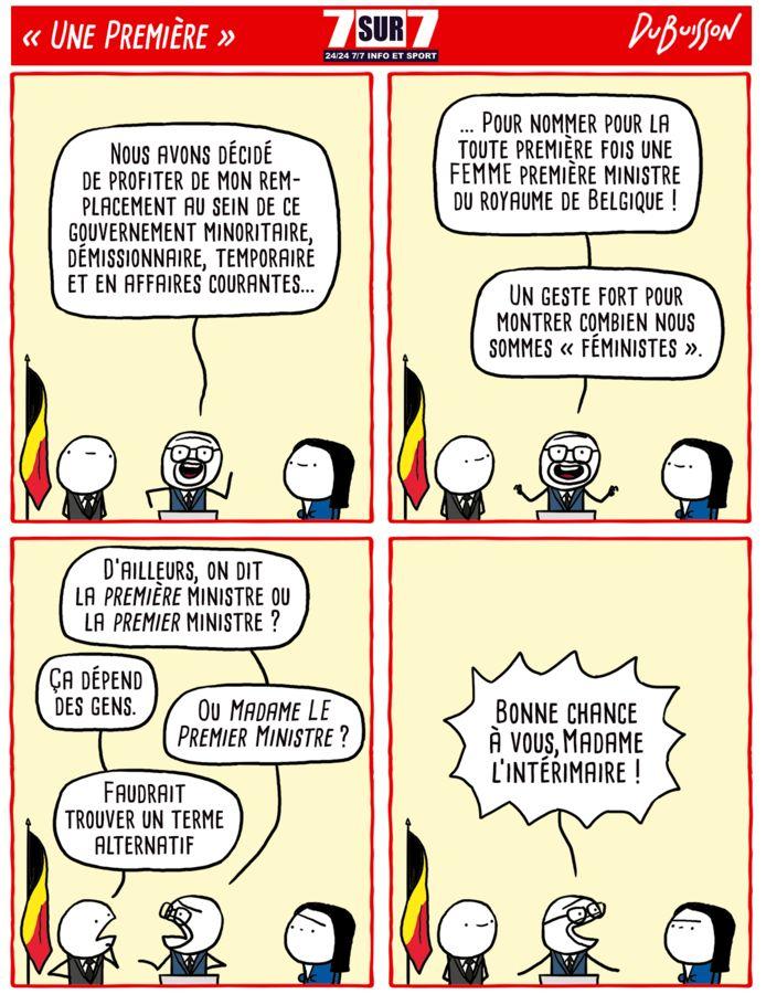 """""""Une Première"""""""