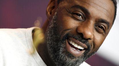 Idris Elba uitgeroepen tot meest sexy man van 2018