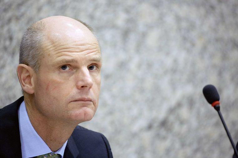Minister Blok van Wonen. Beeld anp