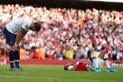 Absolute topderby in Noord-Londen: Arsenal net niet op en over Tottenham, Vertonghen in ere hersteld