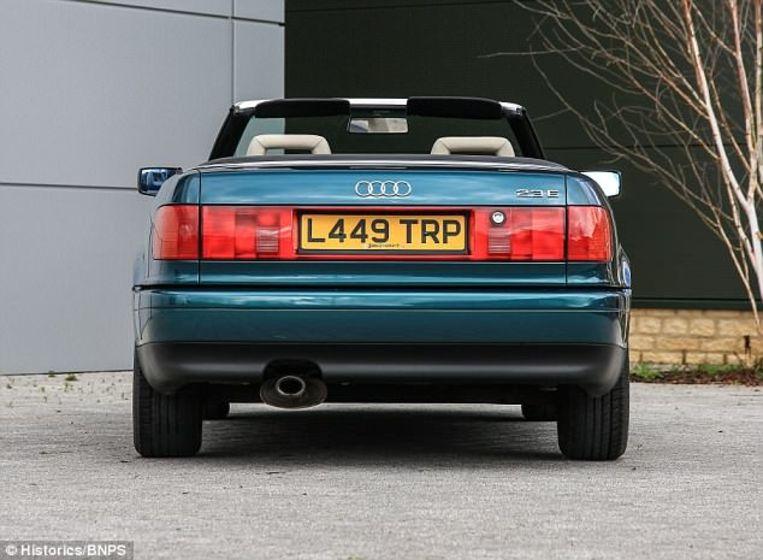 Critici zeggen dat de prinses in plaats van een Duitse, beter een Britse auto had gekregen.