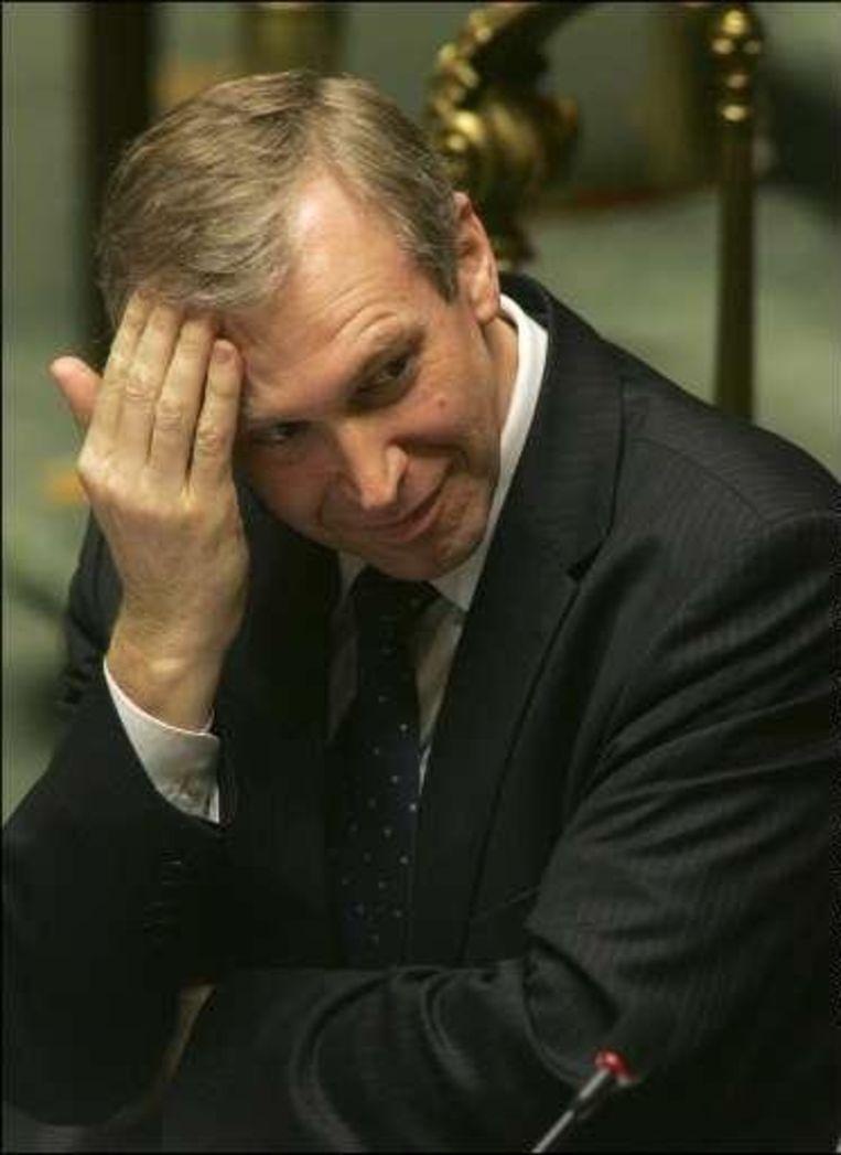 Ruim de helft vindt Leterme geen geschikte premier.