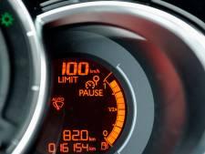 'Wij kiezen ervoor om niet harder dan 100 km/u te rijden op de snelwegen'