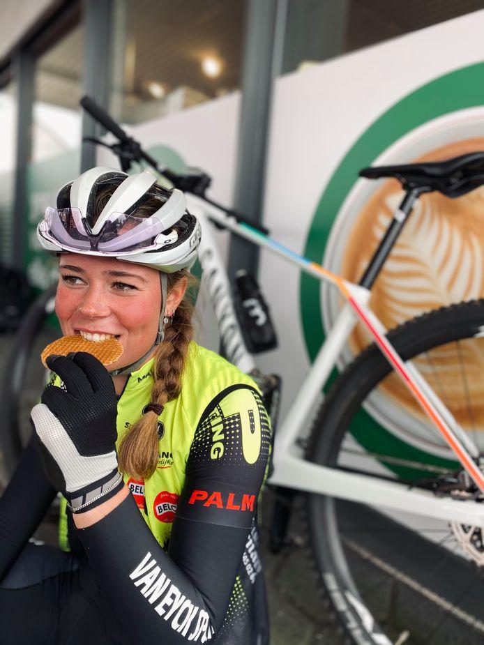 Claudia Jongerius: 'Dit opent de weg naar mijn einddoel. '