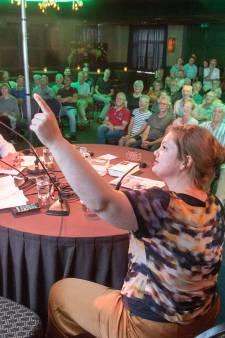 Luchtig praten over serieuze kost bij eerste Kleur in Loosbroek