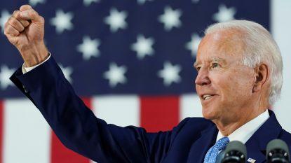 Biden haalt opnieuw meer campagnegeld op dan Trump