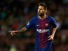 Messi kan levenslang contract tekenen bij Barça