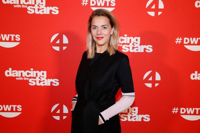 Actrice Leen Dendievel schopte het vorig seizoen tot in de finale van 'Dancing With The Stars'. Dit jaar komt ze met veel plezier supporteren voor de nieuwe kandidaten.