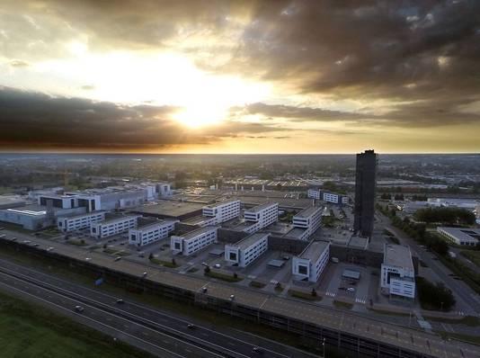 ASML in Veldhoven (archieffoto).