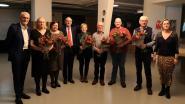 Stad Lier zet gepensioneerde werknemers in de bloemetjes