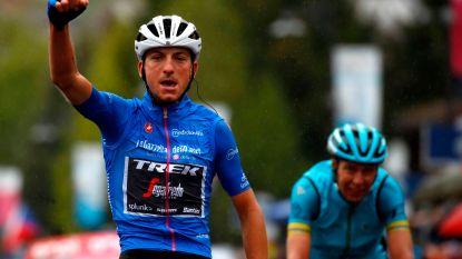 VIDEO. Bekijk hier de slotkilometer van de zestiende Giro-etappe