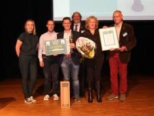Karel Groenland Cultuurprijs naar Oisterwijks echtpaar Rentmeester