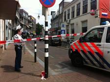 Schoten overvallers van juwelier Breda tijdens hun vlucht op politie of niet?