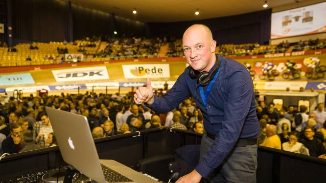 """Zes figuren achter de Zesdaagse, DJ Frans Loos: """"Prins Laurent kwam eens zijn exotische Balkanmuziek verkopen"""""""